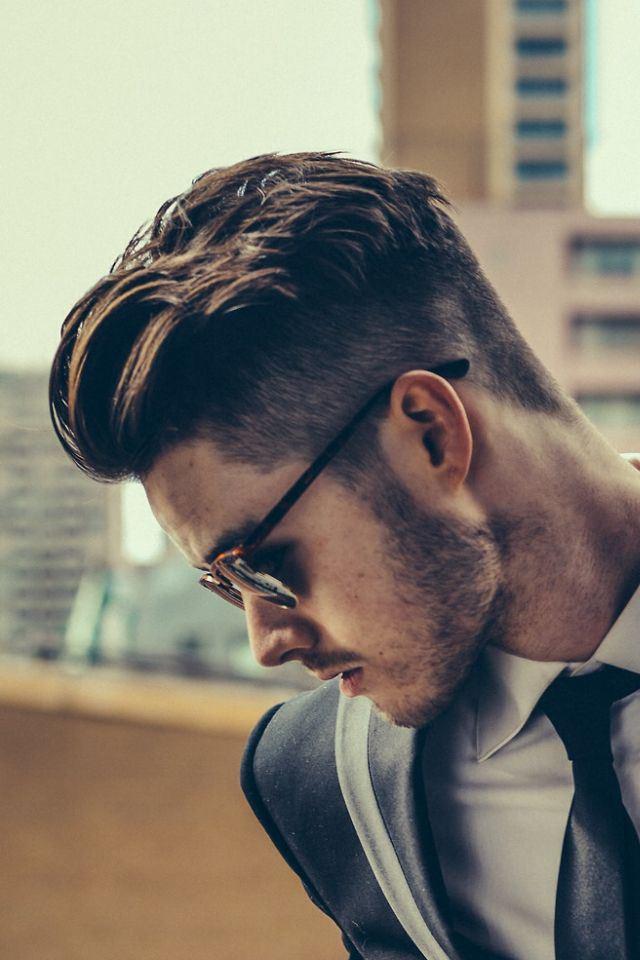 Estremamente Tagli uomo 2015: le ultime tendenze! - Steve Hair Diffusion JL92