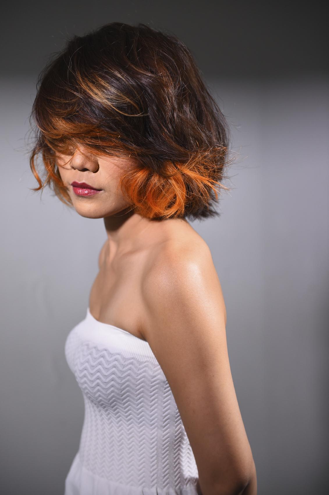 Meches Per Capelli Il Fascino Dei Colori Steve Hair Diffusion