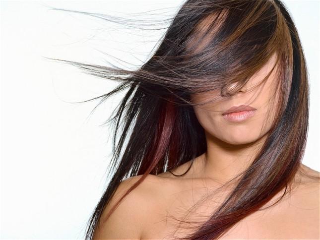 Colore capelli e meches