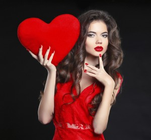 Acconciature per San Valentino