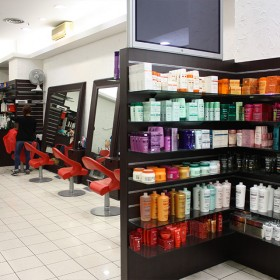 Hair Diffusion Shopville