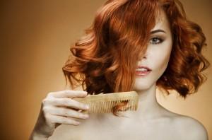 Proteggere capelli tinti