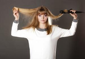 Lisciare capelli